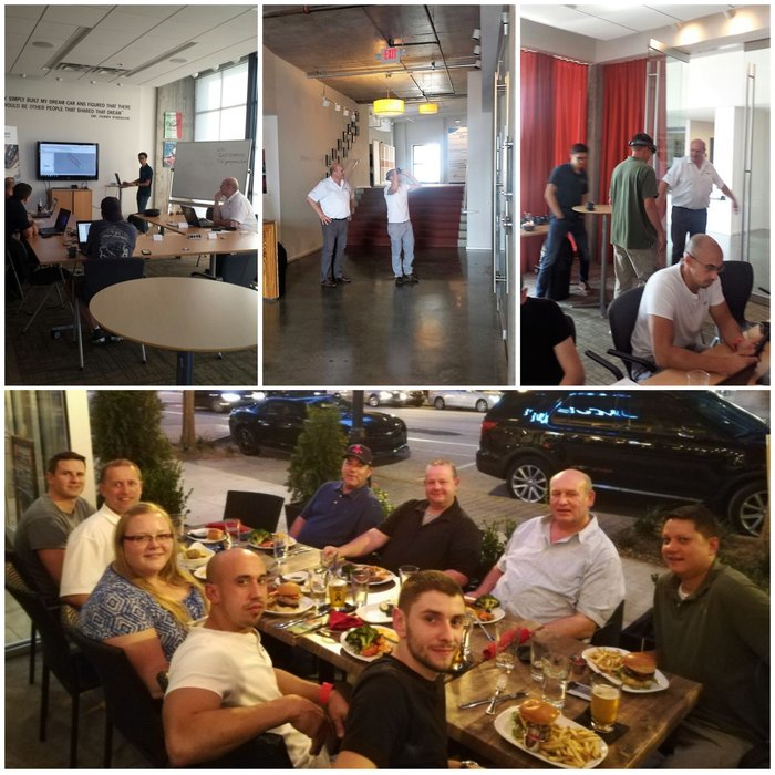 Compass Software Inc. hosted a user meeting for our American and Canadian customers last week.