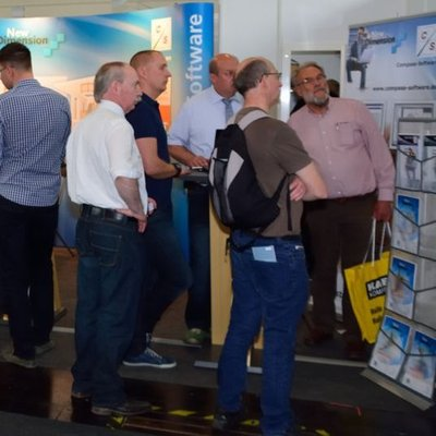 Compass Software at LIGNA 2015