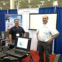 Compass Software auf der WMS 2015 in Toronto, Kanada