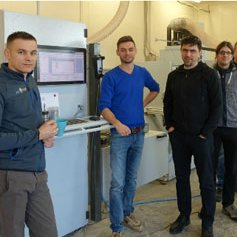 The Compass Software Support has installed a new machine at our new customer Sobczak in Poland a couple of weeks ago.