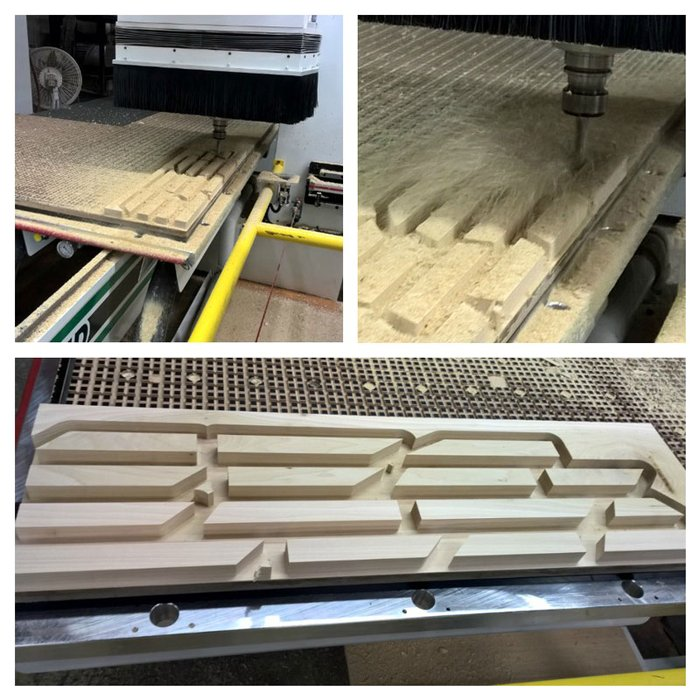 Customer Service recently set up our new option for plate optimization of return nosings at Capital Wood Rails Inc. and JMP Wood Stairs & Rails in NY.