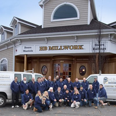 A Compass Software Inc. Service Technician recently set up a complete software package for our new customer H.B. Millwork Inc. who is based in the New York area.