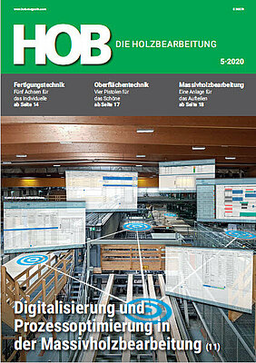 Compass Software als Titelthema in der HOB