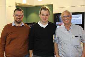 The owners of Trappen Verschaeve trust in Compass Software