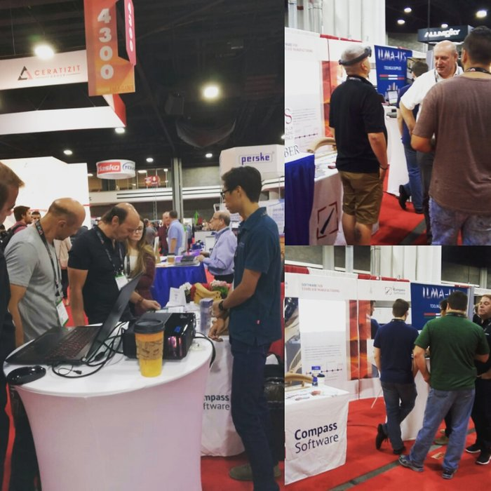 The IWF 2018 in Atlanta, GA was a full success. Our Atlanta based team represented Compass Software at the trade fair.